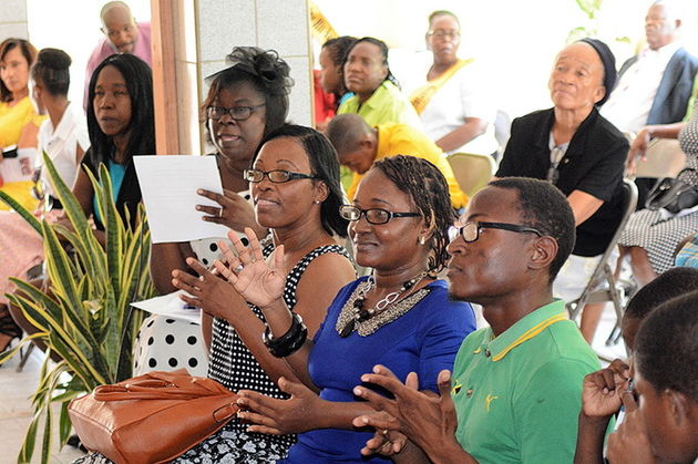 Первая община глухих на Ямайке