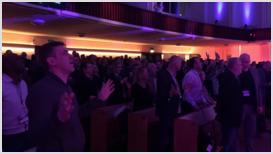 РОСХВЕ на международной конференции PEF в Швеции