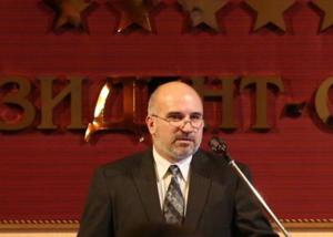 Выступление председателя ВСЕХ на открытии года Реформации