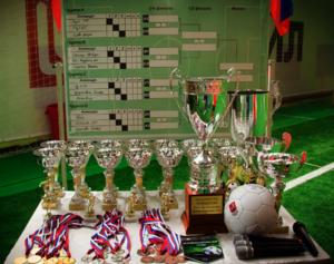 РОСХВЕ собрал верующих поиграть в футбол