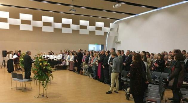 90-летие АСД в Литве