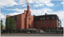 Новый лютеранский храм в Казахстане