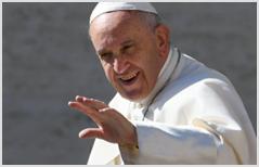 """Франциск I-й, хочет подредактировать """"Отче наш"""""""