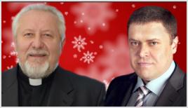 Совместное рождественское поздравление РОСХВЕ и РЦ ХВЕ