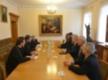 Глава РС ЕХБ посетил председателя ОВЦС МП