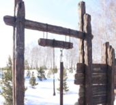Памятник Ивану Воронаеву