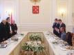 Губернатор Санкт-Петербурга молился с Ником Вуйчичем