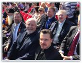 Глава РФ пригласил главу РОСХВЕ на празднование 9-го мая