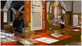 Успех музея Библии