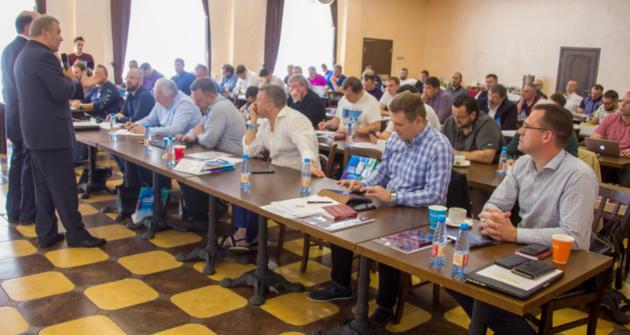 Стратегическая встреча в РОСХВЕ