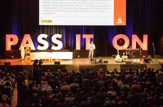 Всемирный конгресс молодежных лидеров АСД