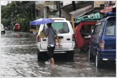 Сезон дождей Евангелию не помеха