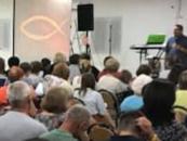 Совместная молитва РОСХВЕ и РЦХВЕ