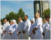 Общемосковское крещение церквей ЕХБ