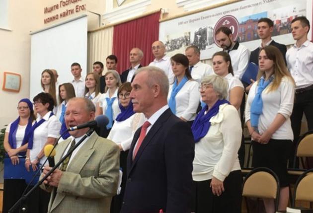 100-летний юбилей церкви