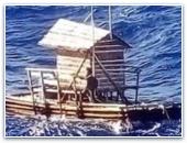 Молитва в открытом море
