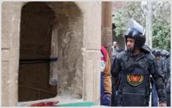 Казнь за нападение на храм
