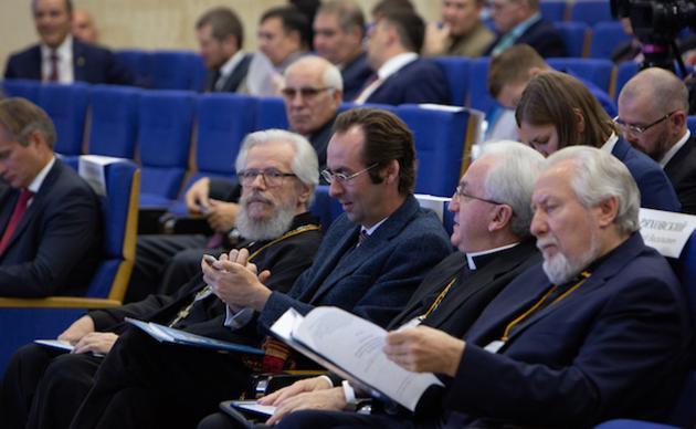 Религия в контексте политической системы  РФ