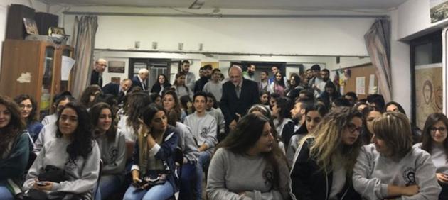 Сирийские баптисты пригласили российских братьев