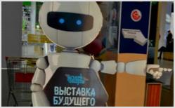 Христиане отвезли детей к роботам