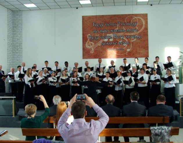Фестиваль хоров