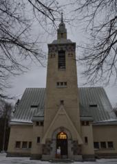 110-лет лютеранскому храму