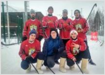 Межконфессиональные соревнования по хоккею