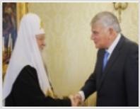 Баптисты и православные, встреча на высшем уровне