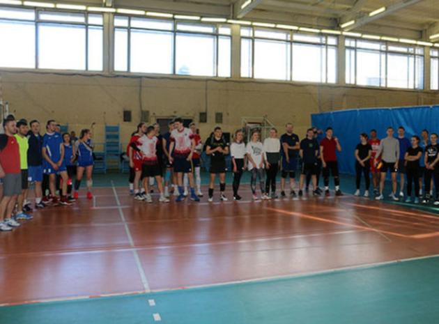 Христианская Волейбольная лига