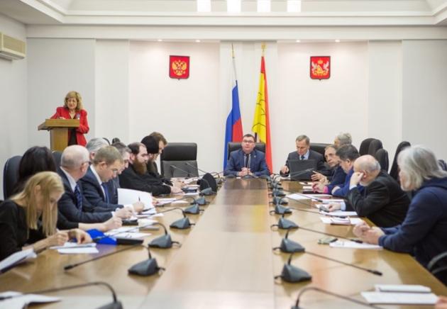 Межконфессиональный совет в Воронеже
