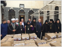 Протестанты России помогают Сирии