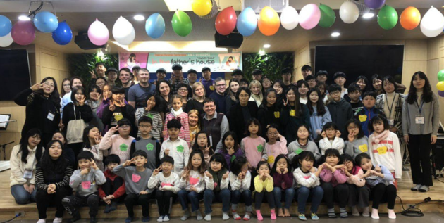 Россияне евангелизируют Южную Корею