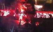 Пожар не может уничтожить Церковь