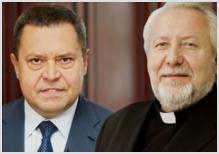 Совместное Пасхальное поздравление от РЦ ХВЕ и РОСХВЕ
