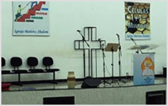 Расстрел в баптистской церкви