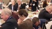 III-й молитвенный завтрак в Иерусалиме