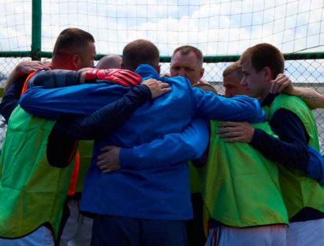 Межцерковный турнир по футболу «Дружба церквей»