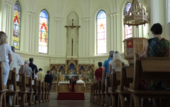 Пятидесятница в Кафедральном соборе Свв. Петра и Павла