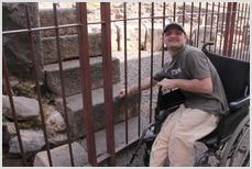 Помогите свозить в Израиль инвалидов-колясочников