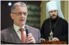 Протестантский епископ и православный митрополит на конференции в Филиппинах
