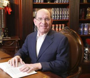 Книга пастора - лидер продаж