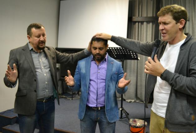 Первый цыганский пастор