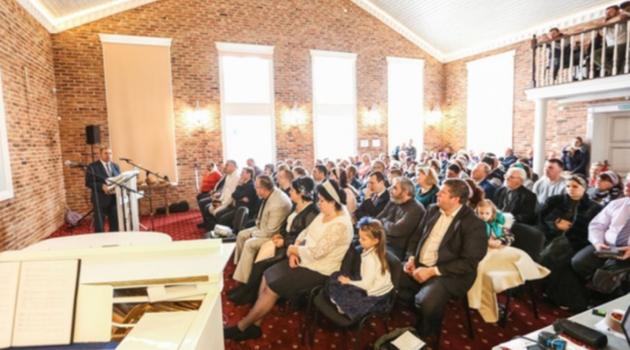 Баптисты восстановили служение в Чечне