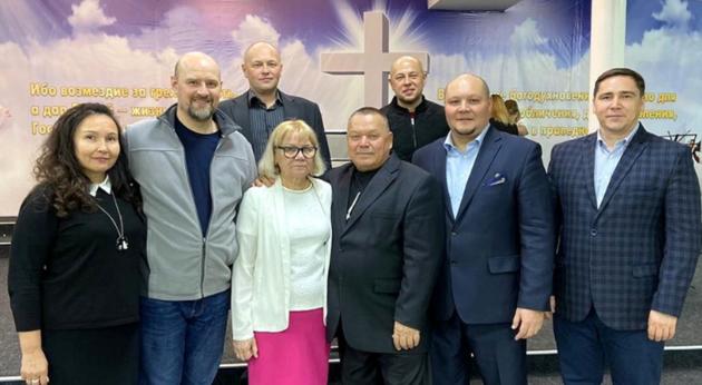 18-летие церкви Воркуты