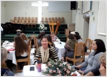 Первый Женский Молитвенный завтрак