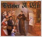 31 октября день реформации